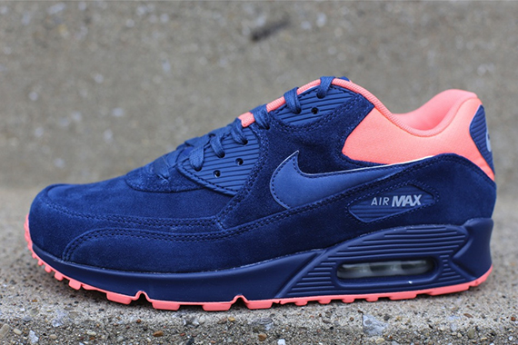 air max 90 suede blue